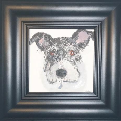 Hobo framed